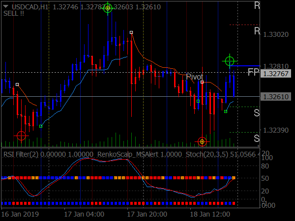 Renko Scalping System for MT4