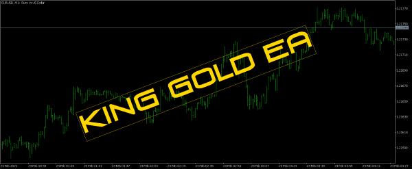 King Gold EA for MT4