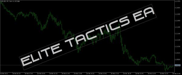 Elite Tactics EA for MT4