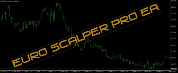 Euro Scalper Pro EA for MT4