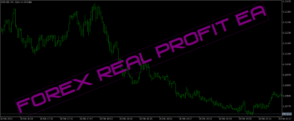 Forex Real Profit EA for MT4