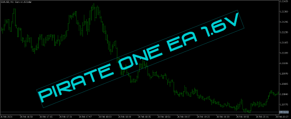 Pirate One EA 1.6V for MT4