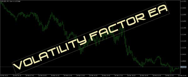 Volatility Factor EA for MT4