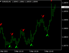 One Minute Profit Signal Indicator
