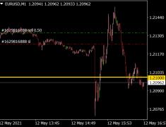 Horizontal Custom Price Indicator